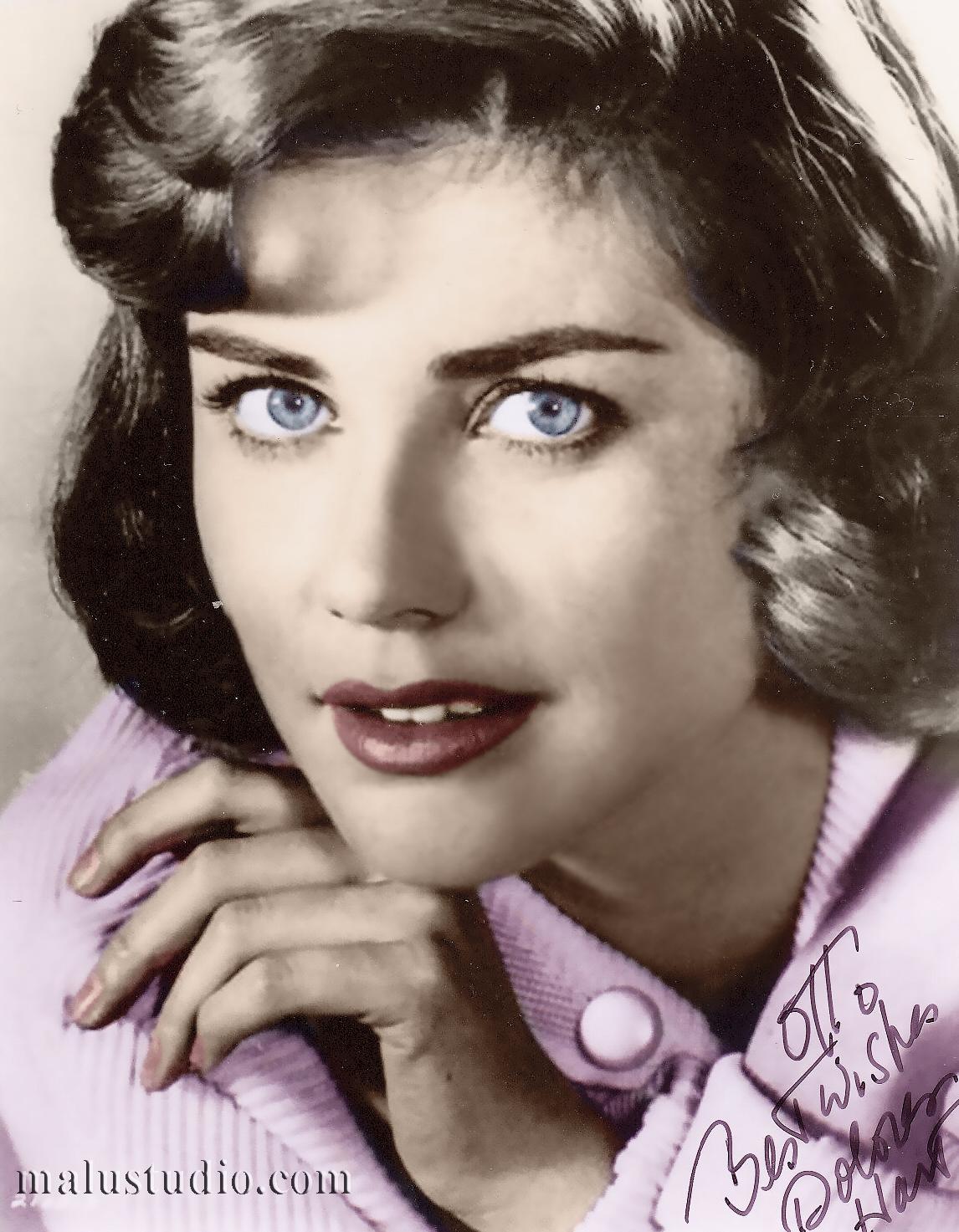 Resultado de imagem para atriz  Dolores Hart,Ganhou um Prêmio Theatre World 1959