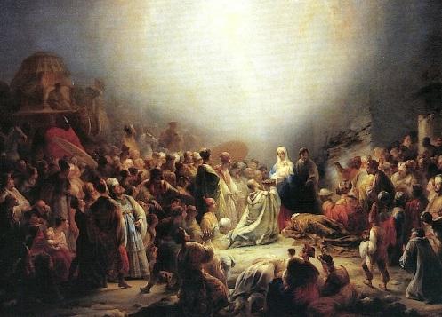 Adoração dos Reis Magos