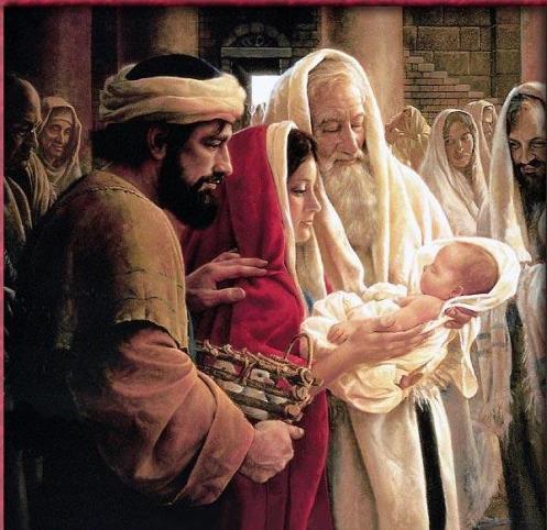 Apresentação de Jesus no Templo