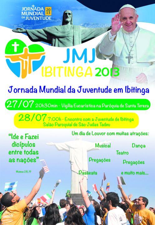 CARTAZ JORNADA MUNDIAL DA JUVENTUDE 2013-01 (1)